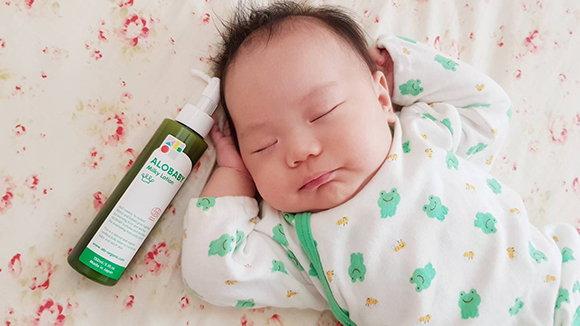 宝宝的肌肤照顾,选对乳液第一步就做对